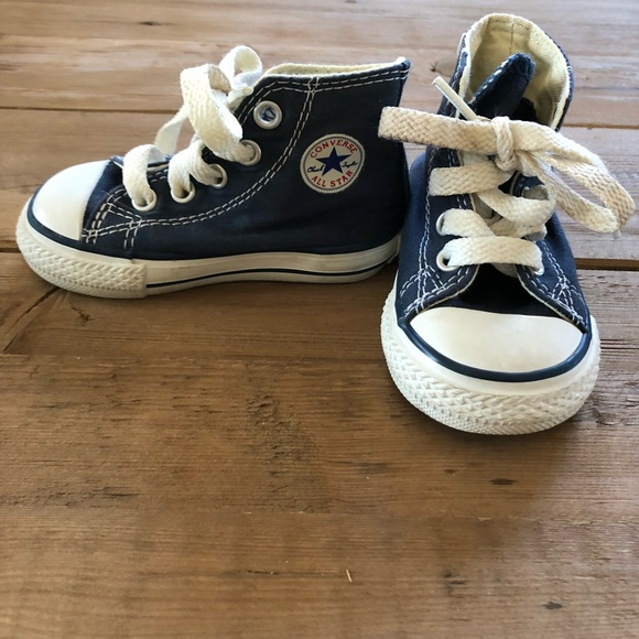 7f8a2845e63c Converse Other - Baby walker converse high top sneakers